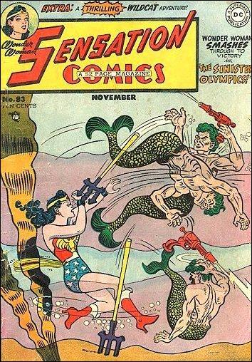 Sensation Comics (1942) 83-A by DC