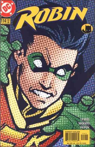 Robin (1993) 114-A by DC
