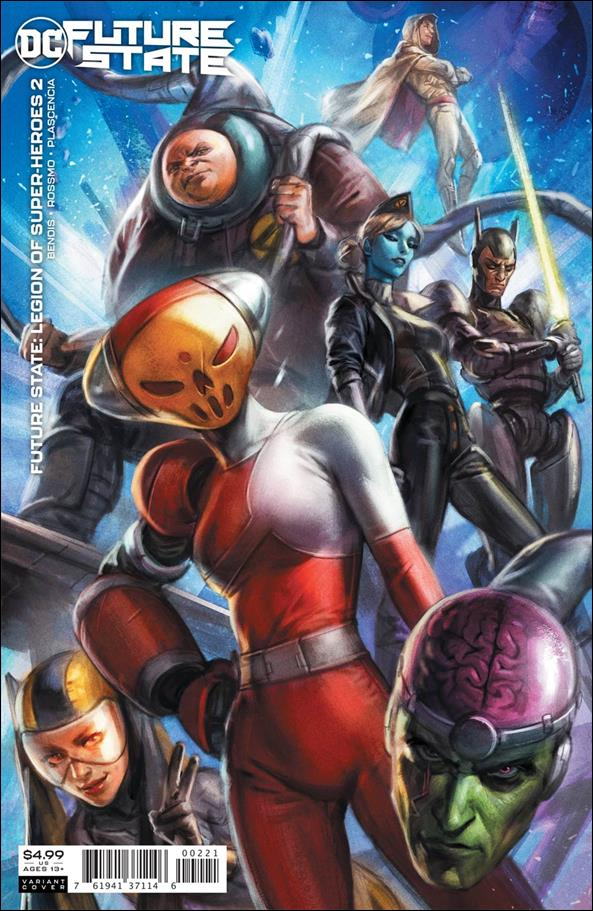 Future State: Legion of Super-Heroes 2-B by DC