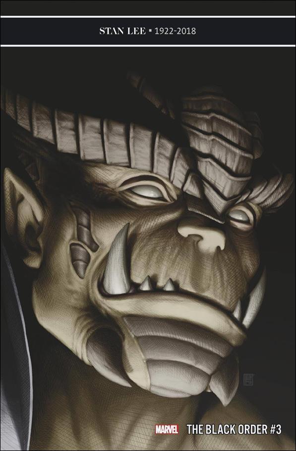 Black Order 3-B by Marvel
