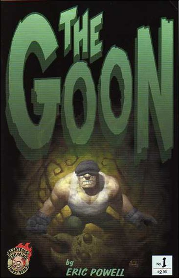 Goon (2002) 1-A by Albatross Exploding Funny Books