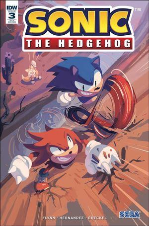 Sonic the Hedgehog (2018) 3-C