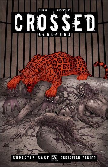 Crossed: Badlands 31-D by Avatar Press