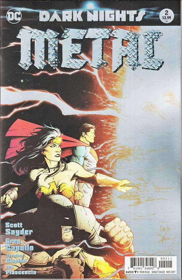 Dark Nights: Metal 2-A by DC