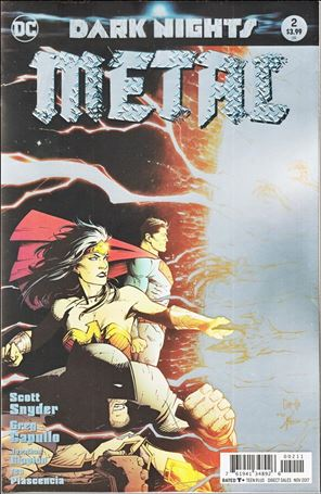 Dark Nights: Metal 2-A