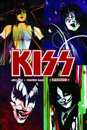 Kiss (2016) 1-M