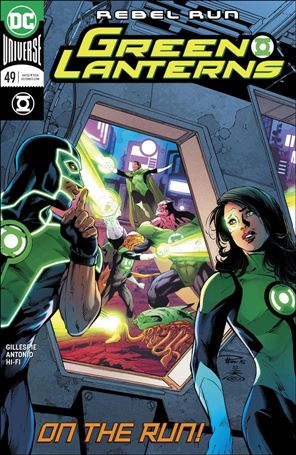 Green Lanterns 49-A