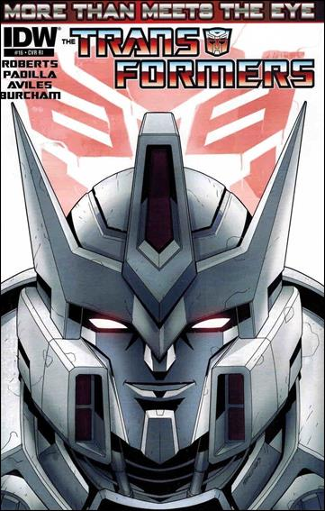 Transformers: More Than Meets the Eye (2012) 16-C by IDW