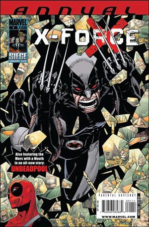 X-Force Annual '1'-A