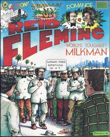 Reid Fleming, World's Toughest Milkman 1-F by Eclipse