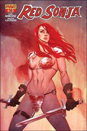 Red Sonja (2013) 16-A