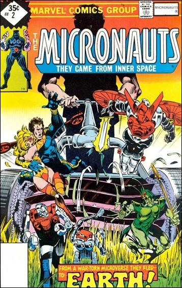 Micronauts (1979) 2-B by Marvel