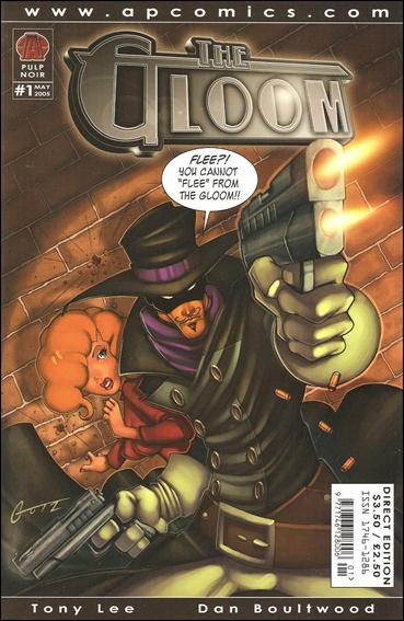 Gloom 1-B by AP Comics