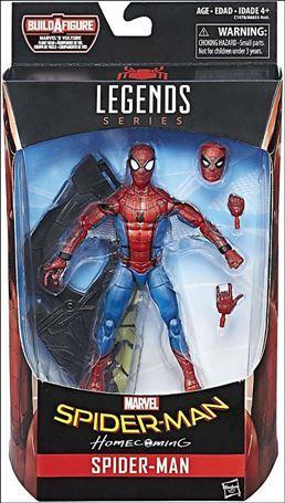 Marvel Legends Series: Spider-man (Vulture Series) Spider-Man