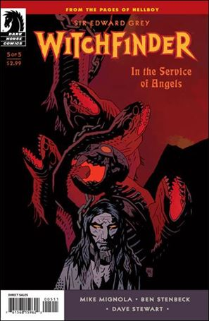 Witchfinder: In the Service of Angels 5-A