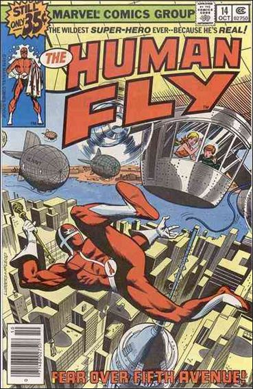 Human Fly 14-A by Marvel