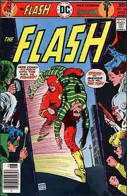 Flash (1959) 243-A by DC