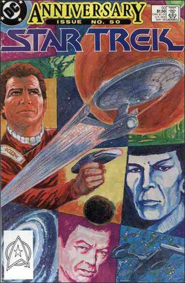 Star Trek (1984) 50-A by DC