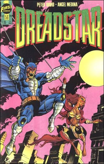 Dreadstar (1982) 56-A by Epic