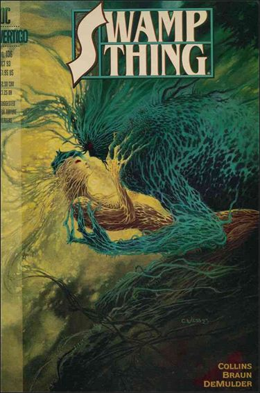 Swamp Thing (1986) 136-A by Vertigo
