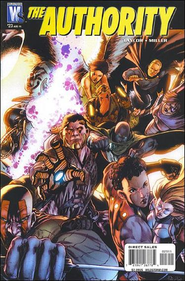 Authority (2008) 23-A by WildStorm