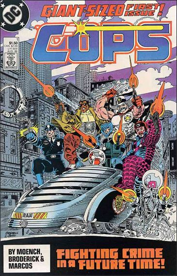COPS 1-A by DC