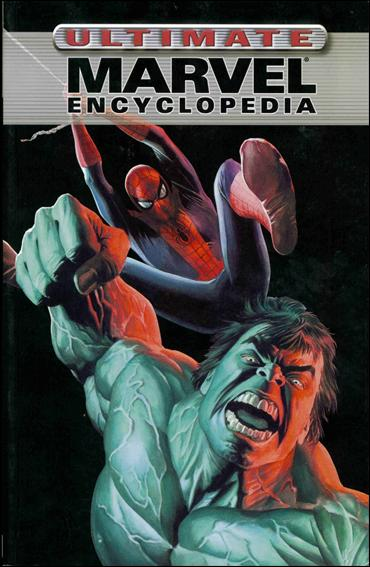 Ultimate Marvel Encyclopedia 1-A by Marvel