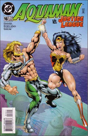 Aquaman (1994) 16-A by DC