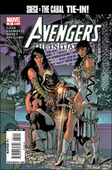 Avengers: The Initiative 31-A by Marvel