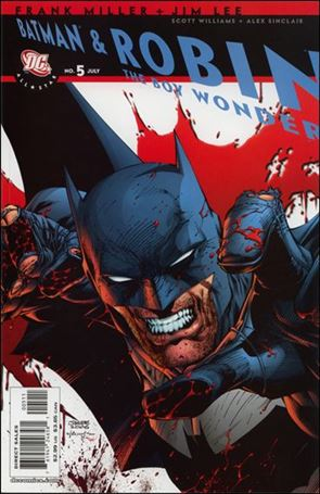 All Star Batman & Robin, the Boy Wonder 5-A