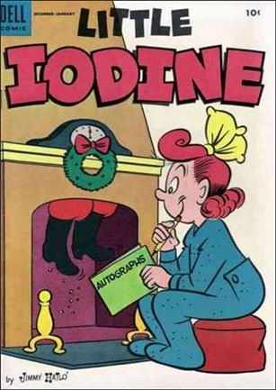 Little Iodine 27-A