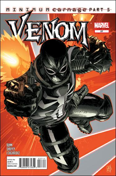 Venom (2011) 27-A by Marvel