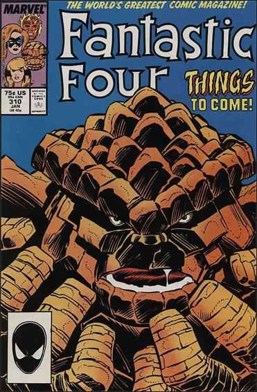 Fantastic Four (1961) 310-A by Marvel