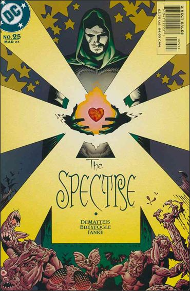 Spectre (2001) 25-A by DC