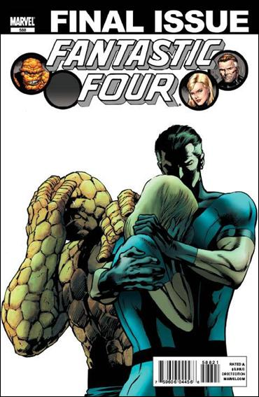 Fantastic Four (1961) 588-B by Marvel