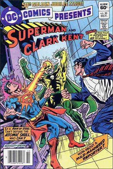 DC Comics Presents (1978) 50-A by DC
