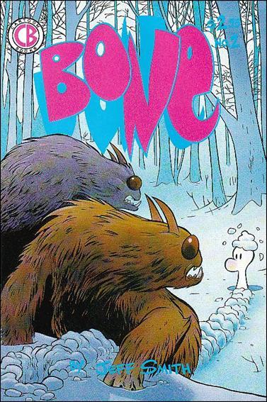 Bone (1991) 2-B by Cartoon Books