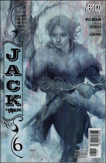 Jack of Fables 6-A by Vertigo