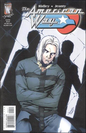 American Way 4-A by WildStorm Signature