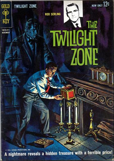 Twilight Zone (1962) 5-A by Gold Key