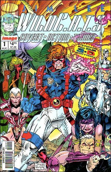 WildC.A.T.s: Covert Action Teams 1-F by Image