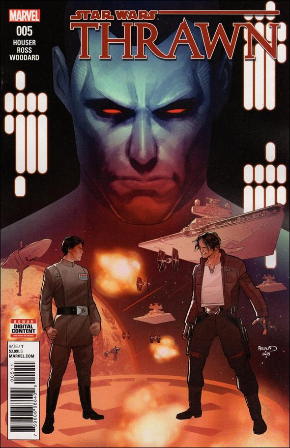 Star Wars: Thrawn 5-A by Marvel