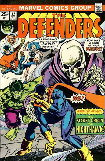 Defenders (1972) 32-A by Marvel