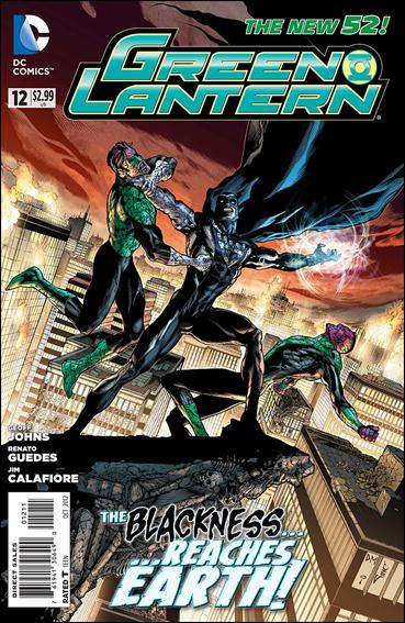Green Lantern (2011) 12-A by DC