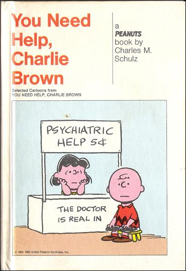 You Need Help, Charlie Brown 1-A by Holt, Rinehart and Winston