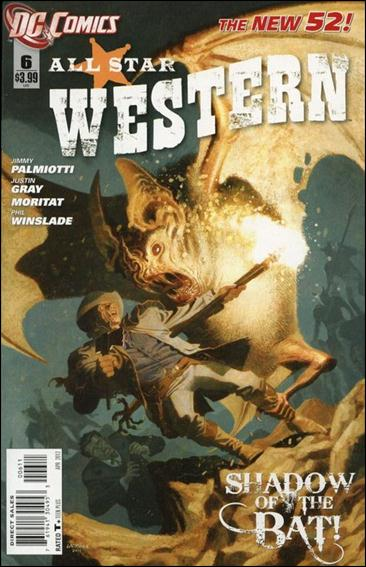 All Star Western (2011) 6-A by DC
