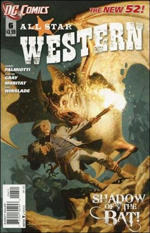 All Star Western (2011) 6-A