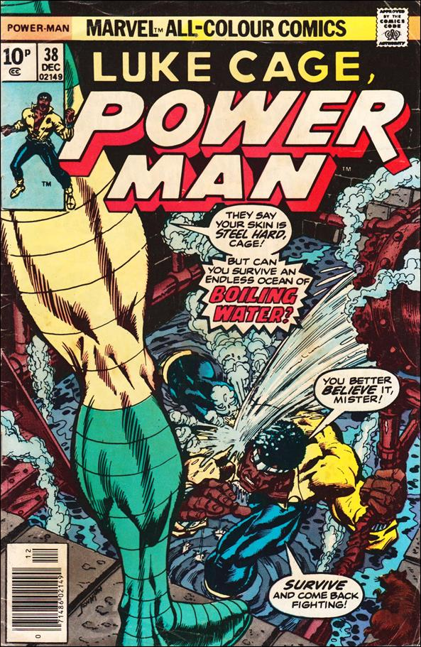 Power Man 38-B by Marvel