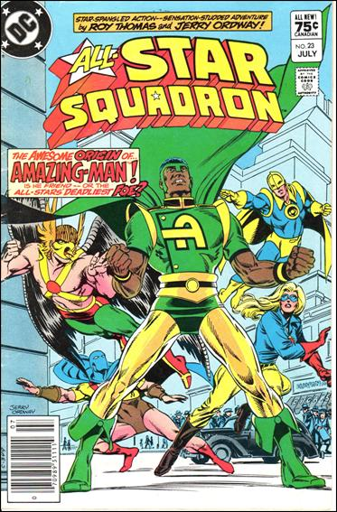 All-Star Squadron 23-B by DC