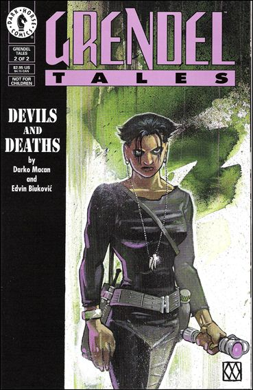 Grendel Tales: Devils and Deaths 2-A by Dark Horse